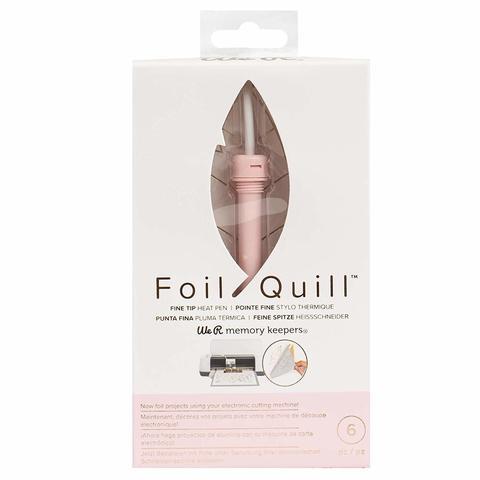 Ручка-насадка для фольгирования  We R Memory Keepers Foil Quill Pen Fine Tip. Тонкая.