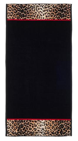 Полотенце 75x150 Feiler Wangari 10 schwarz