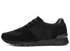 Кроссовки Мужские Prada Future Triple Black