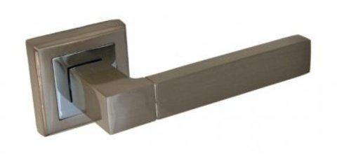 Фурнитура - Ручка Дверная  Palidore A-202, цвет белый никель