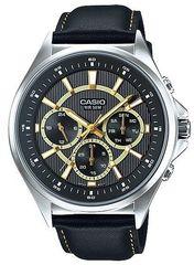 Мужские японские наручные часы CASIO MTP-E303L-1A