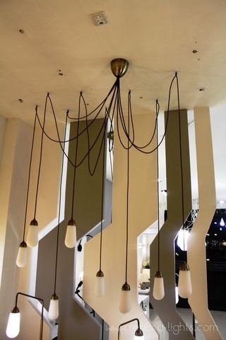 BOB 12 lights pendant by Art-metal