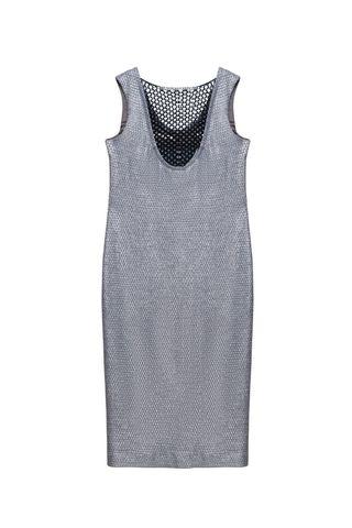 Платье МЕРЦАНИЕ_grey