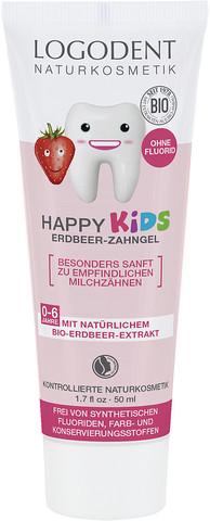 LOGODENT Детский зубной гель