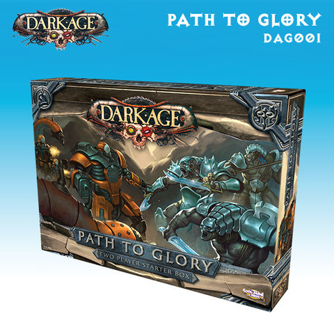 Dark Age: Path to Glory Two-Player Starter