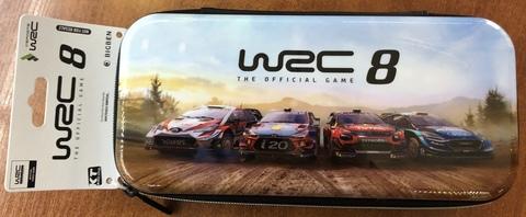 NS: Чехол Nintendo Switch  WRC 8
