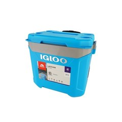 Изотермический пластиковый контейнер Igloo Latitude 60 Roller Cyan blue