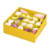 Органайзер  32х32х11, 21 ячейка, Minimalistic, Minimalistic Lemon