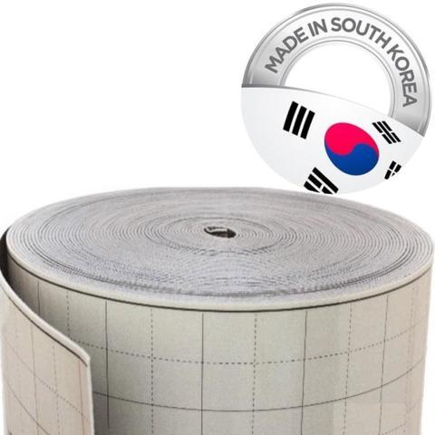 Теплоизоляция лавсановая подложка 1мх50мх3мм. Ю.Корея. M - 50