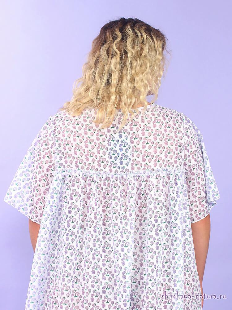 Ночная рубашка Райское утро
