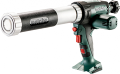 Аккумуляторный пистолет для герметика Metabo KPA 18 LTX 400