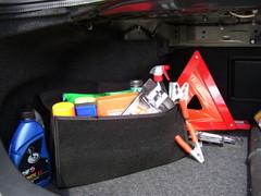 Сумка органайзер в багажник автомобиля