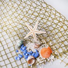Морская звезда 6-8 см, арт. 7685-1