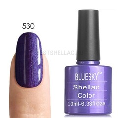 Bluesky shellac 80530, 10 мл