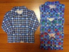 Рубашка  д/мальчика (фланель)