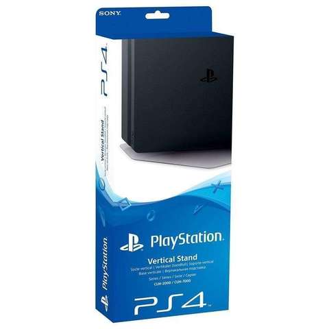 PS4 Вертикальный стенд Slim/Pro (CUH-ZST2E: SCEE)
