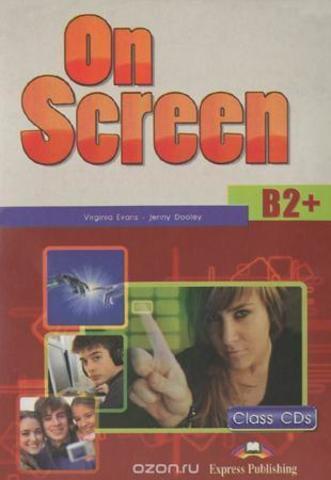 ON SCREEN B2+ Class CD (set 4) - старое издание