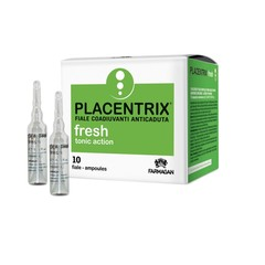 FARMAGAN placentrix fresh tonic action ampoules/лосьон тонизирующий в ампулах  10х7,5 мл.