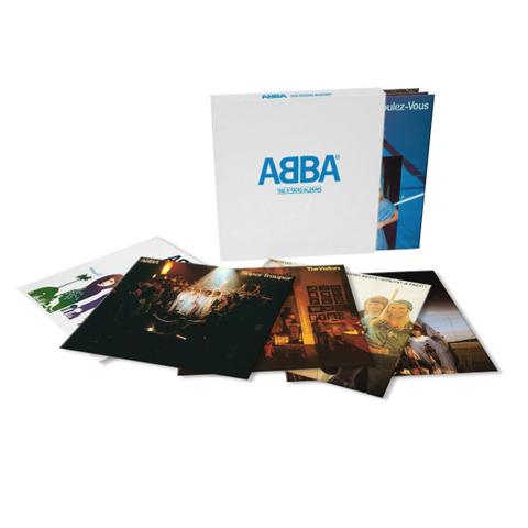 ABBA / The Studio Albums (8LP)
