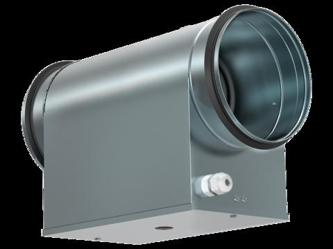 Электрический нагреватель для круглого канала EHC 160-6,0/3