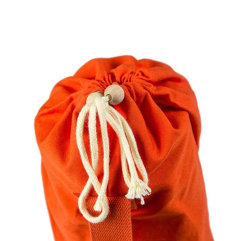 Хлопковая сумка для коврика Сутра
