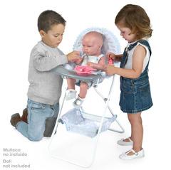DeCuevas Стульчик для кормления куклы серии