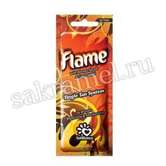 Крем SolBianca\Flame с нектаром манго, бронзаторами и Tingle эффектом 15 мл