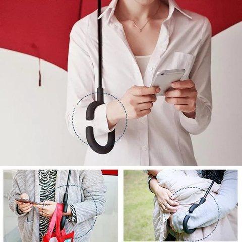 Зонт-Наоборот Белая газета сделан так, что теперь вы сможете легко ...