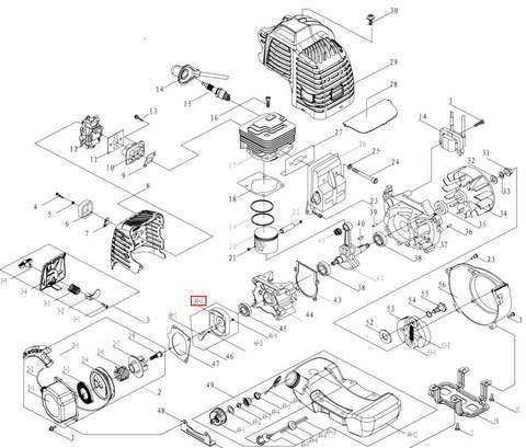 Диск для лодочного мотора T3,5 Sea-PRO