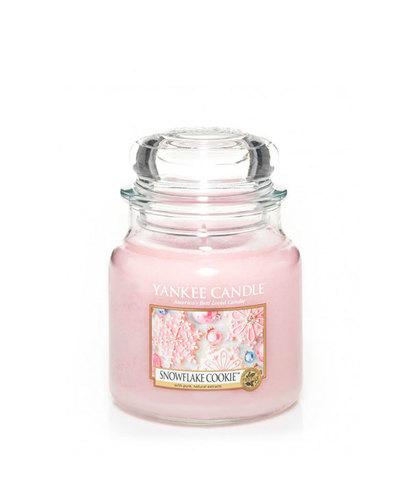 Ароматическая свеча Печенье с глазурью, Yankee Candle