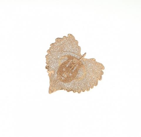 Зажим для платка Ester Bijoux FF34-RG BR