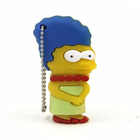 USB-флешка Мардж Симпсон