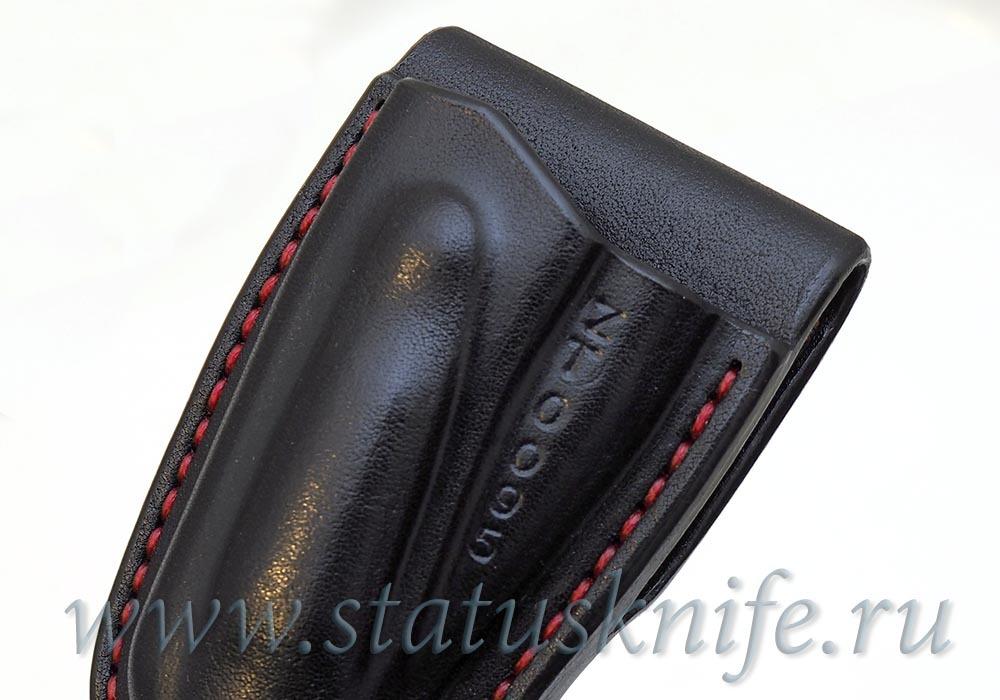 Чехол кожаный черный ZT 0095