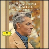 Berliner Philharmoniker, Herbert von Karajan / Brahms: The Four Symphonies (4LP)