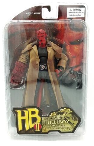 Хэллбой 2 Золотая Армия фигурка Хэллбой — Hellboy II The Golden Army