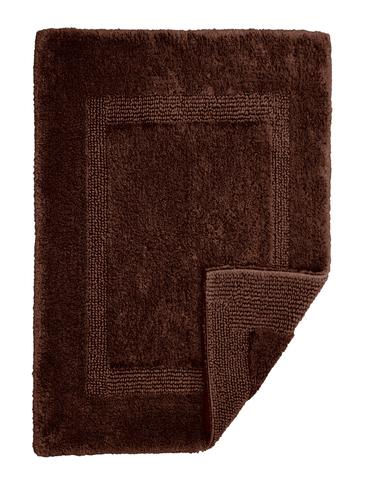 Элитный коврик для ванной Reversible 772 Dark Brown от Abyss & Habidecor
