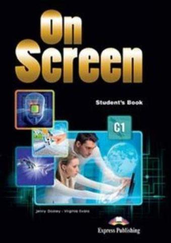 On Screen C1. Student's Book (international). Учебник