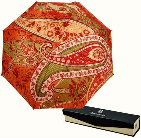 Купить онлайн Зонт складной Barbarina 2308 Paisley в магазине Зонтофф.