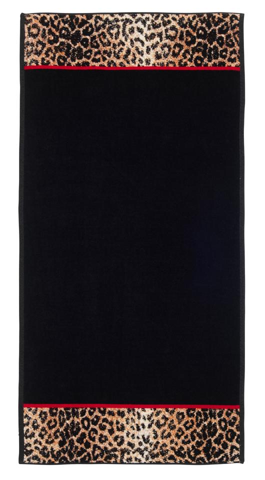 Полотенца Полотенце 75x200 Feiler Wangari 10 schwarz elitnoe-polotentse-shenillovoe-wangari-10-schwarz-ot-feiler-germaniya.jpg