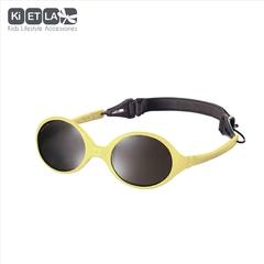 Очки солнцезащитные детские Ki ET LA Diabola 0-18 мес. Yellow (желтый)