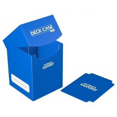 Ultimate Guard - Ярко-синяя коробочка на 100 карт