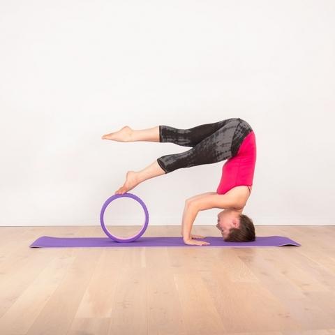 Йога-колесо Samsara Premium