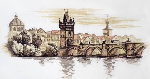 oven-884 Карлов мост