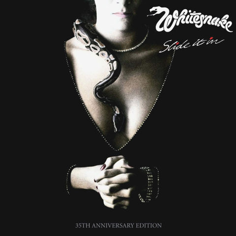 Whitesnake / Slide It In (35th Anniversary Edition)(2LP)