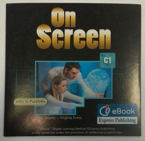On Screen C1 Ie-book. DVD с интерактивными упражнениями