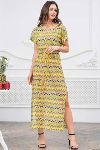 Туника Missoni 8244 желтый Mia-Amore