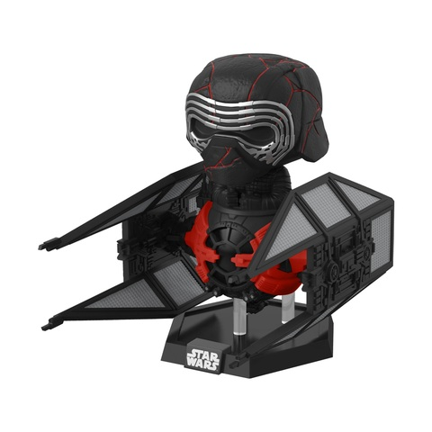 Фигурка Funko POP! Vinyl: Deluxe: Star Wars Ep 9: Supreme Leader Kylo Ren