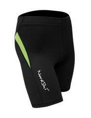 Мужские обтягивающие беговые шорты NordSki Premium (NSU152160) черные фото