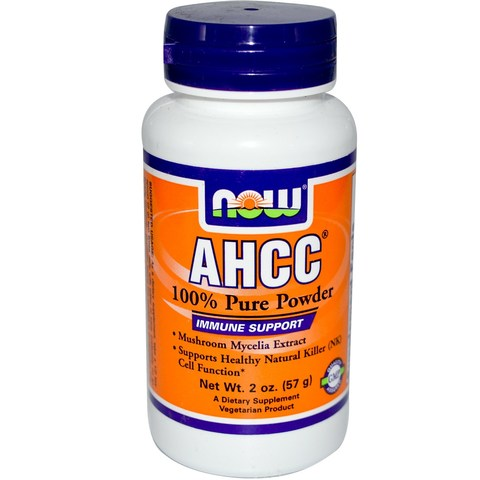 AHCC Now Foods