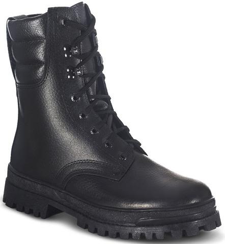 (502-1) Ботинки мужские «Охрана Зима» (нат.мех.)